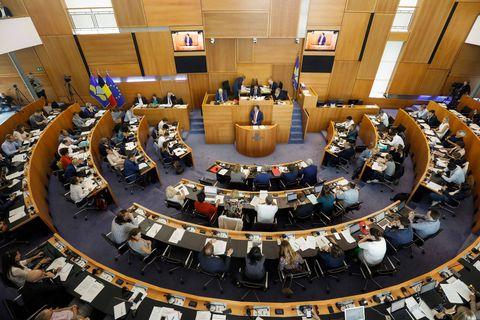 """Le Parlement bruxellois ouvre ses portes au public ce week-end pour les """"Heritage Days"""" avec une exposition"""
