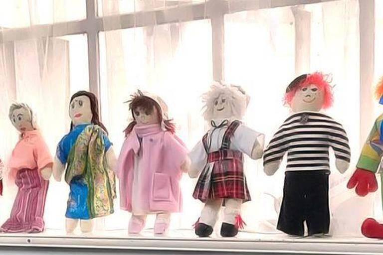 Charleroi: Des poupées frimousses