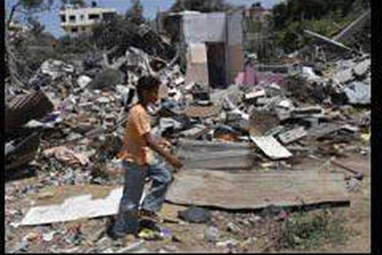 Des tirs d'engins de Gaza sur Israël font des blessés graves