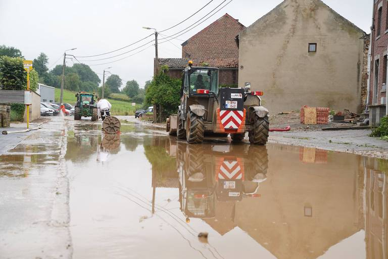 Les communes de l'est du Brabant wallon unissent leurs forces contre les inondations