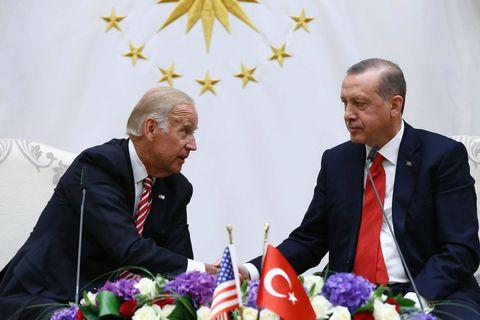 Otan : les enjeux de la rencontre Turquie - États-Unis