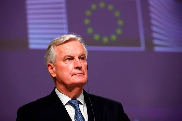 Rendez-vous secrets, note confidentielle, coups de fil surprise: Michel Barnier raconte son Brexit dans un journal intime