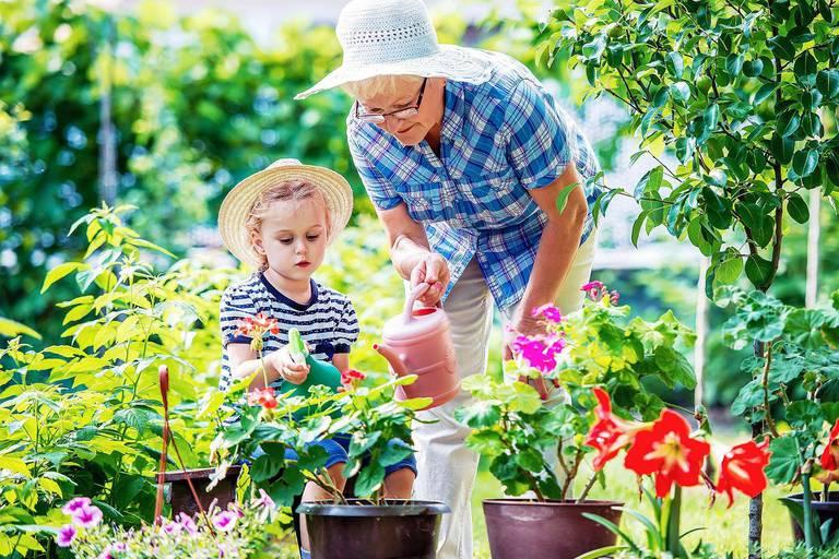 5 activités pour jardiner en s'amusant avec les enfants