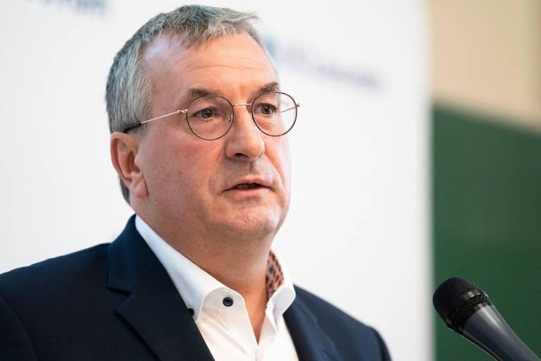 """Pierre-Yves Jeholet: """"Wallons et Bruxellois doivent définir ce qu'ils veulent encore faire ensemble"""""""