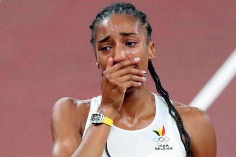 Heptathlon: Nafi Thiam est championne olympique, Vidts quatrième