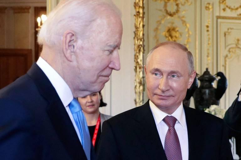 Un des cadeaux offerts par Biden à Poutine a nécessité 6 semaines de travail