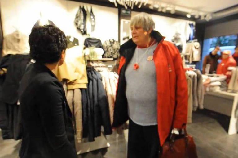 Raymonde Le Lepvrier a sévi (en pire) au H&M de Namur