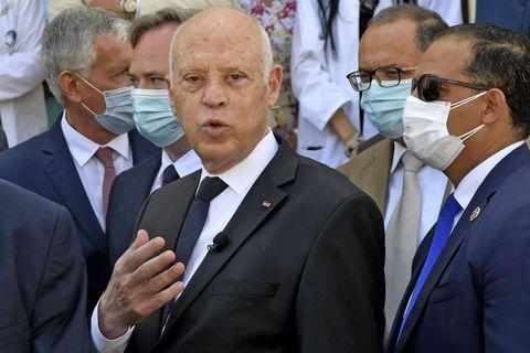Tunisie : Le président Saied nomme un ministre de l'Intérieur