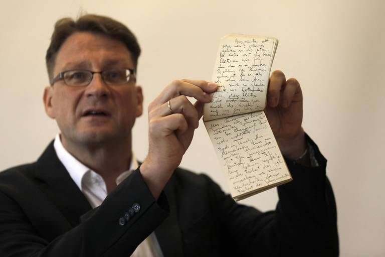 Les derniers écrits contestés de Kafka de retour en Israël