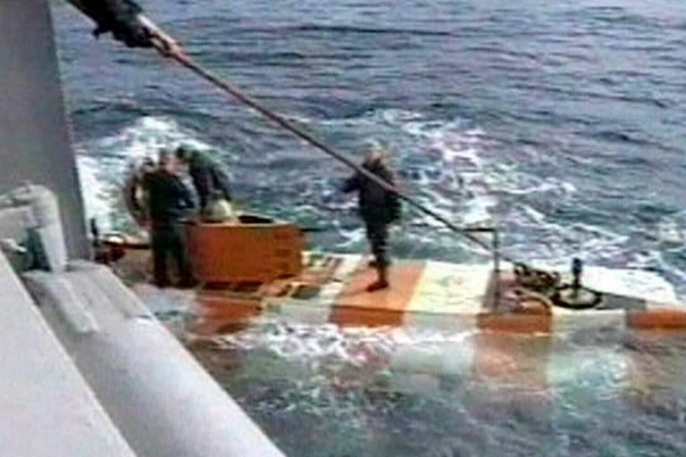 Quatorze sous-mariniers ont péri dans le Grand Nord