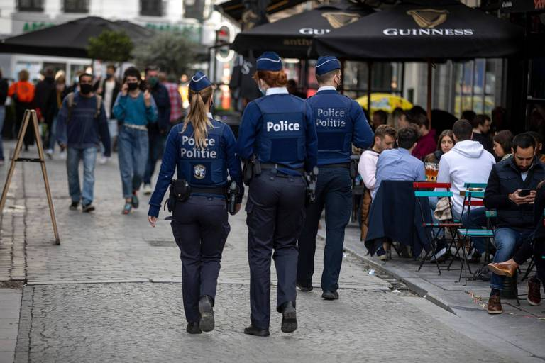 En 2020, 126.446 suspects Covid ont fini en correctionnelle