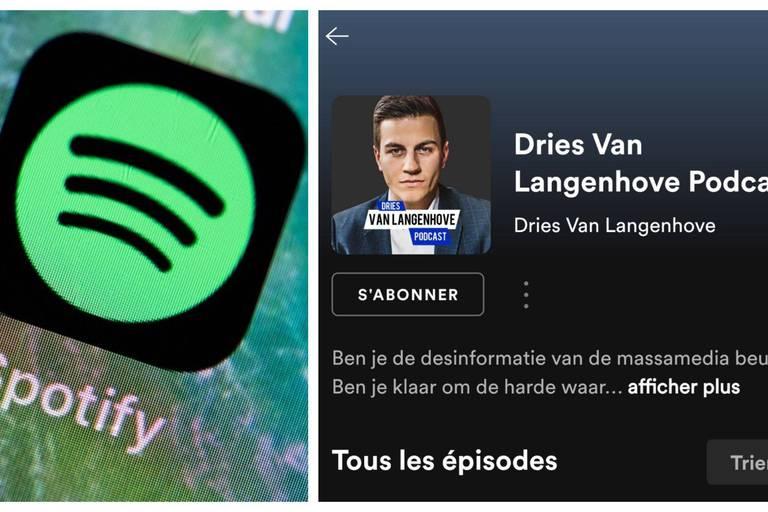 Spotify et la complaisance d'extrême droite