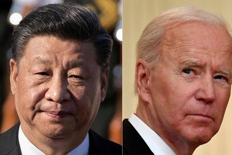"""Pour la première fois en sept mois, Joe Biden et Xi Jinping se sont entretenus par téléphone et ont abordé """"la question du siècle"""""""