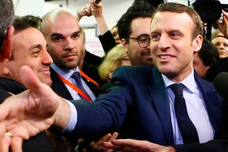 Sondage 'Présidentielle française': Macron se rapproche de Le Pen et distance Fillon
