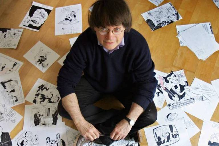 Charlie Hebdo, un libre-penseur devenu une cible depuis ses caricatures de Mahomet