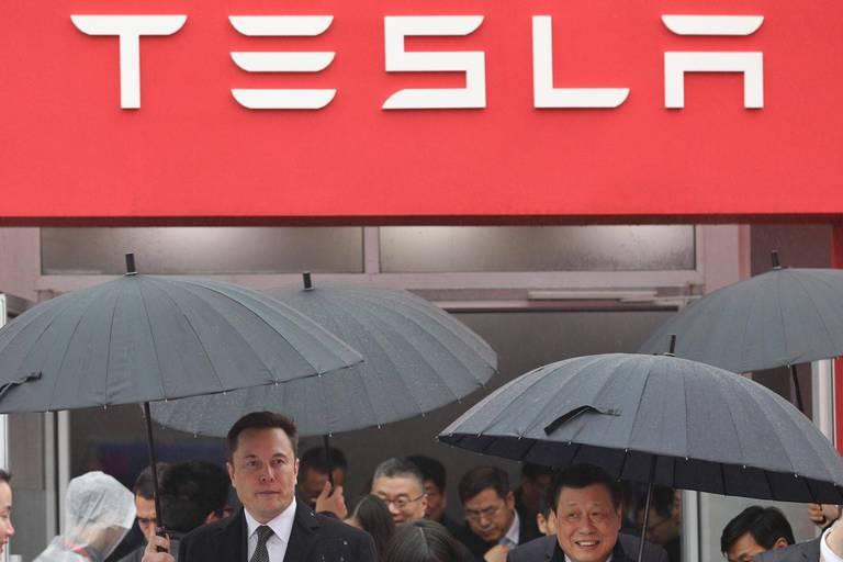 Tesla compte se séparer de 7% de ses effectifs