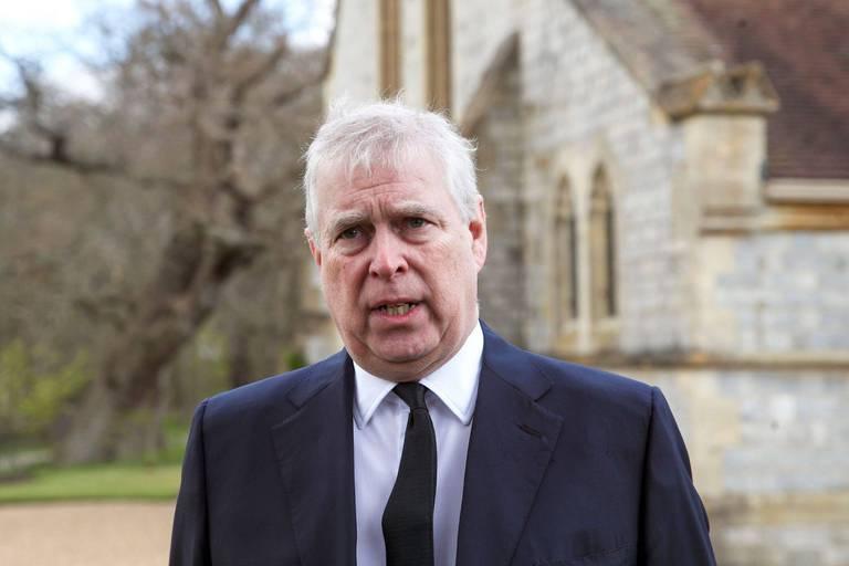 La justice britannique notifie le prince Andrew d'une plainte pour agressions sexuelles