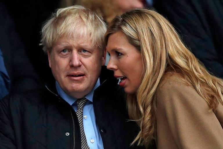 Le Premier ministre britannique Boris Johnson bientôt à nouveau papa