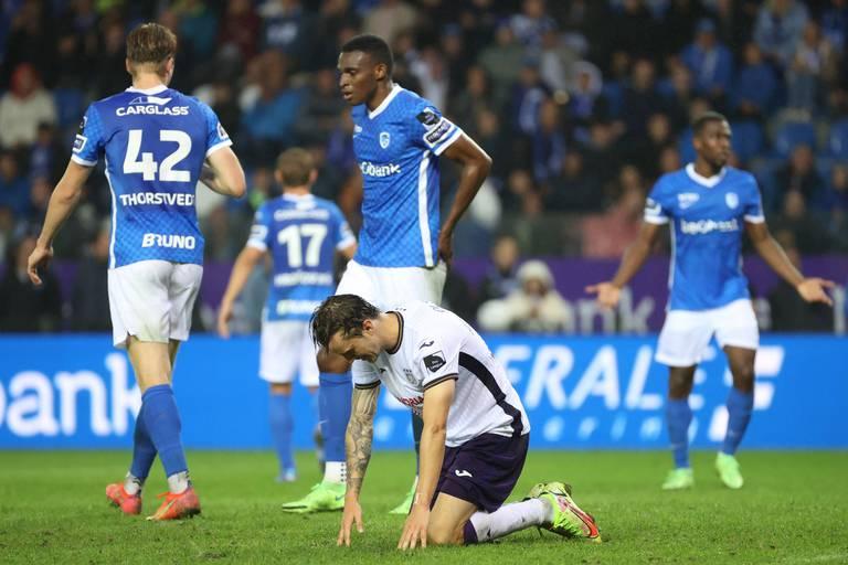 Sans cadrer, Anderlecht ne pouvait pas gagner