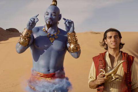 """""""Aladdin"""", un grand spectacle dénué de génie"""
