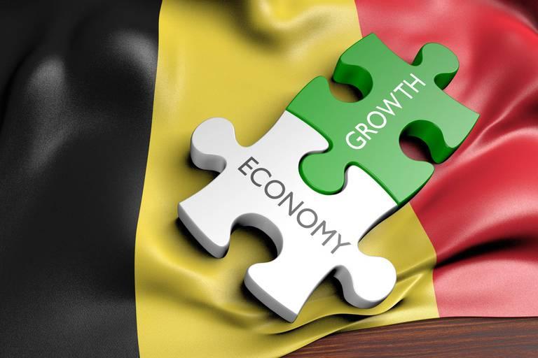 Le PIB belge atteint 14,9 % de croissance au deuxième trimestre