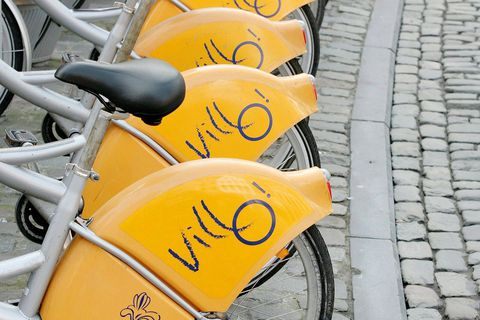Le CDH veut casser le contrat liant Villo à la Région bruxelloise