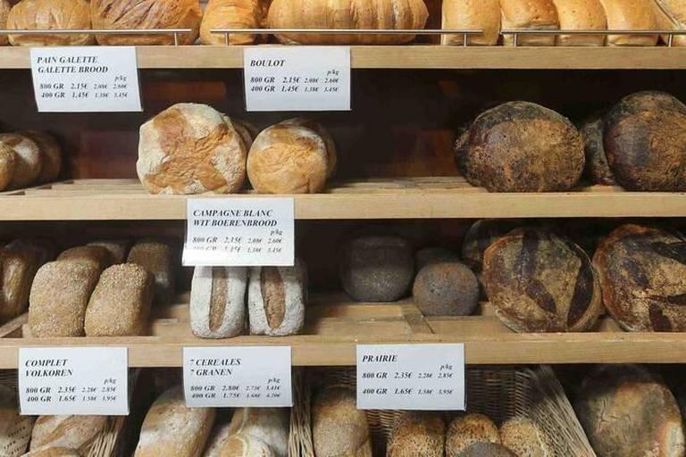 Pourquoi le pain a-t-il tant de formes différentes?