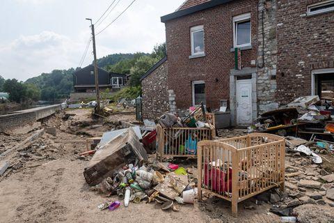 """""""Il faut se saisir du drame des inondations pour régler par le haut la situation des ménages les plus pauvres de Wallonie"""""""