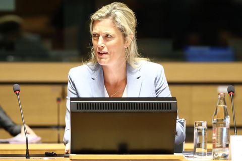 Trois accords au Codeco pour progresser vers une 7e réforme de l'Etat, assure Annelies Verlinden