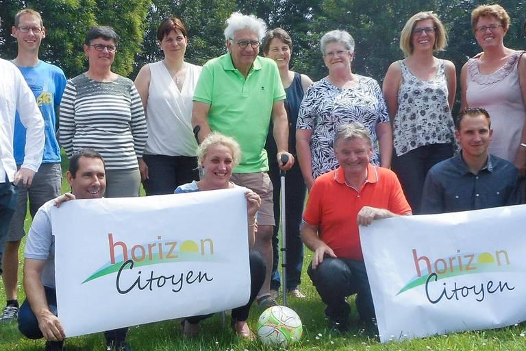 Frasnes-Lez-Anvaing: Michel Delitte à la tête de la liste horizon Citoyen
