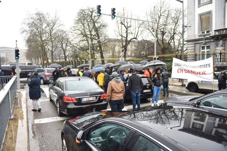 Une nouvelle ordonnance Taxi pour l'été : le CDH demande de suspendre la circulaire de la Région bruxelloise
