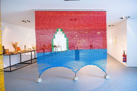Les jeunes artistes designers belges ne manquent pas d'air... ni de terre, ni de verre !