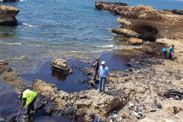 Le nord de Chypre se prépare à lutter contre une nappe de pétrole