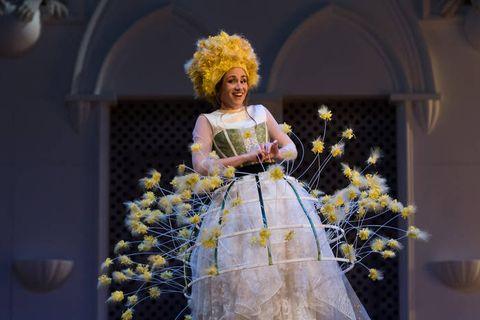 Opéra: un Domino drolatique, poétique et magique