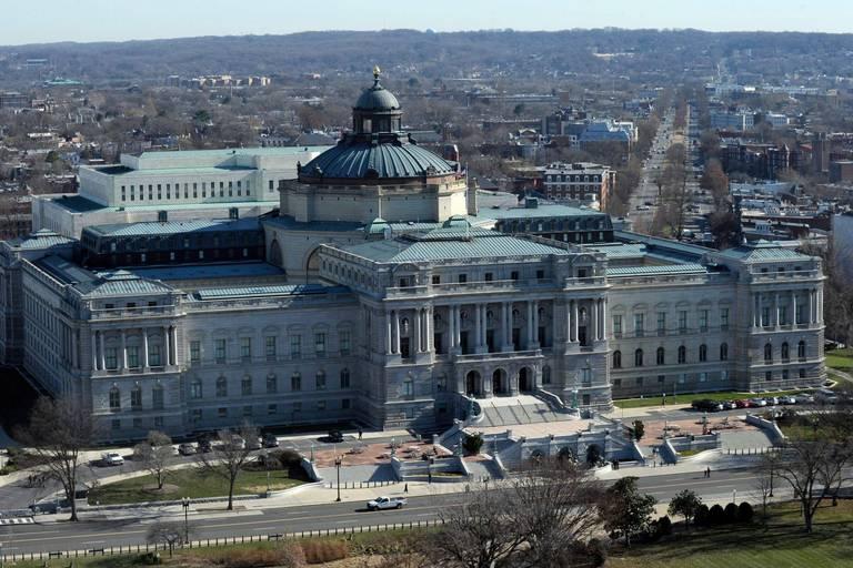 USA : il n'y avait finalement pas de bombe dans le véhicule du suspect qui menaçait le capitole