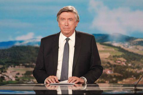 Jacques Legros ne peut cacher sa tristesse en plein JT sur TF1