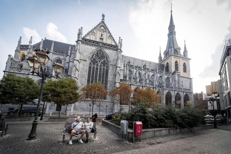 Double inauguration pour la cathédrale Saint-Paul de Liège