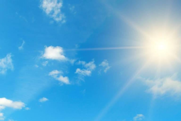 Météo: temps sec, ensoleillé et chaud avec jusqu'à localement 28 ou 29 degrés