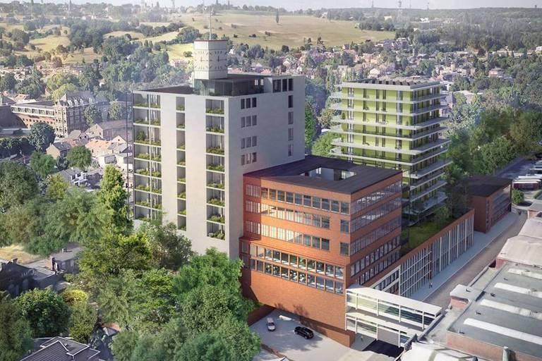 """Le projet Lift ô Loft ? """"Une extension positive de Liège vers des zones plus industrialisées"""""""