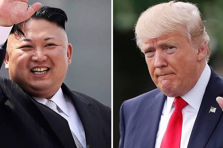 """Corée du Nord : Trump se dit prêt à frapper, Pyongyang évoque une """"guerre nucléaire"""""""