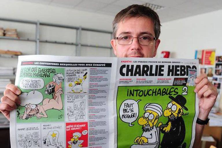 Charlie Hebdo: l'incroyable prémonition du dessinateur Charb