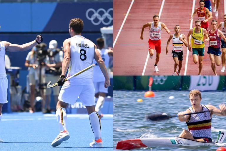Une 4e médaille belge, un record du monde et deux déceptions: tout ce qu'il ne fallait pas louper à Tokyo
