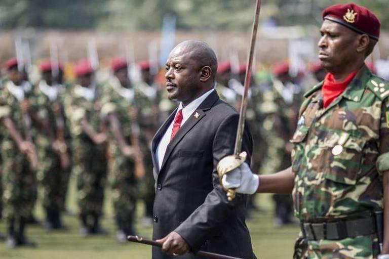 Burundi: le président Nkurunziza est réélu