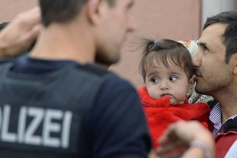 Renforcement des contrôles à la frontière allemande