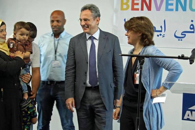 La commission européenne répond à l'appel à l'aide de l'Italie