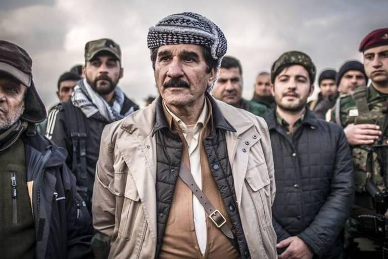 Une semaine sur le front kurde, face à Daech