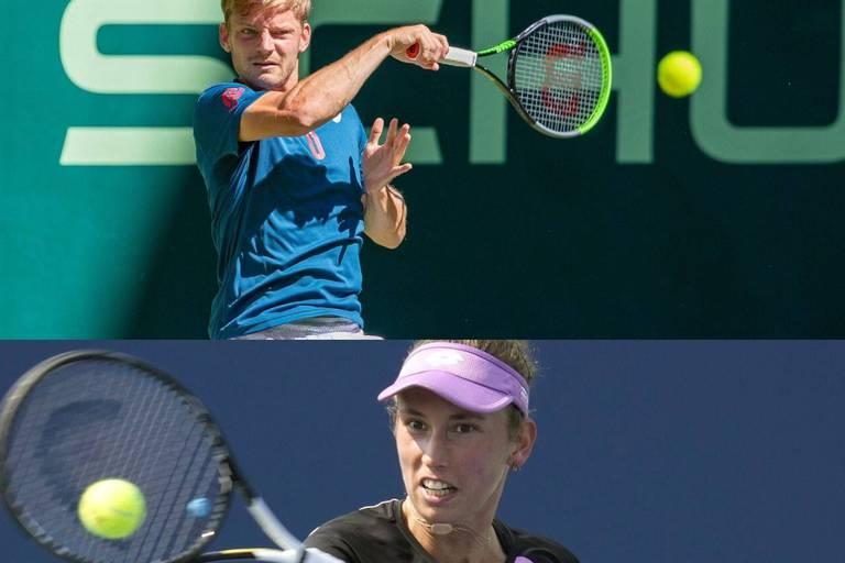 Du changement dans les classements WTA et ATP: Tsitsipas prend la 3e place de Nadal, Goffin monte à la 19e place et Elise Mertens à la 16e