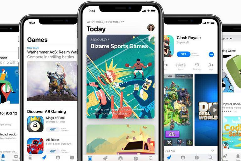Un App Store pour tout solutionner