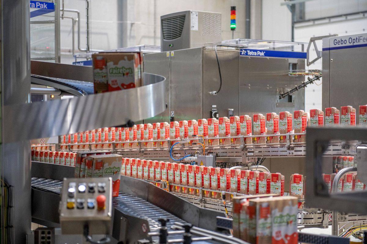 De nouveaux emballages plus durables et 100 % recyclables pour Fairebel