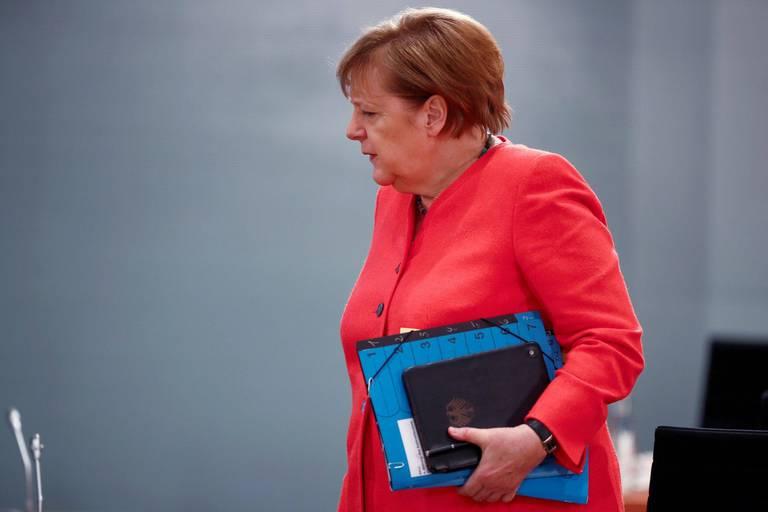 """Merkel durcit le ton: """"Londres devra assumer les conséquences de liens plus faibles avec l'UE"""""""